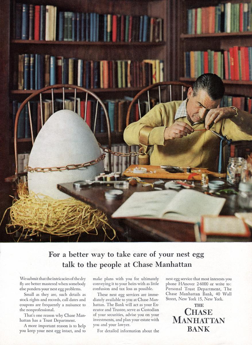 The Chase Manhattan Bank - USA - 1958
