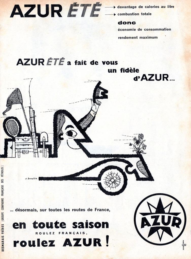 Azur - France - 1959