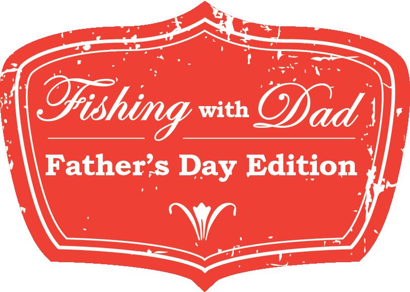 fishing with dad - Pêcher avec papa spécial fête des pères